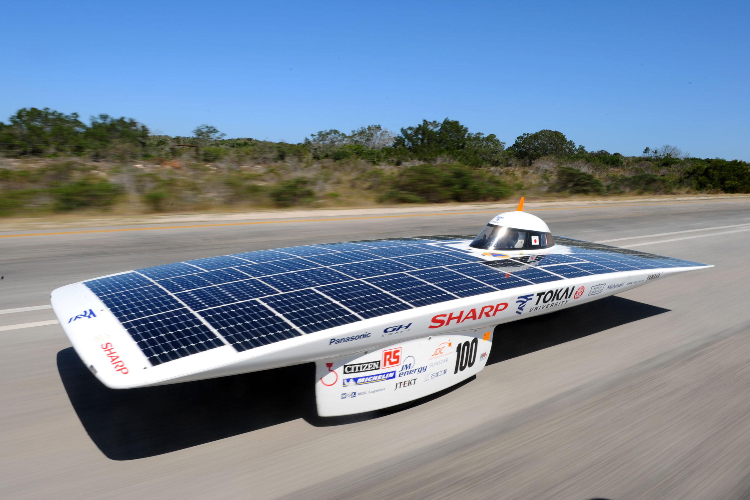 WINNER WORLD SOLAR CHALLENGE 2019